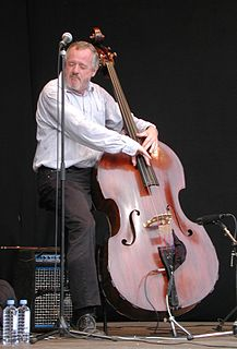Niels-Henning Ørsted Pedersen Danish jazz upright bassist