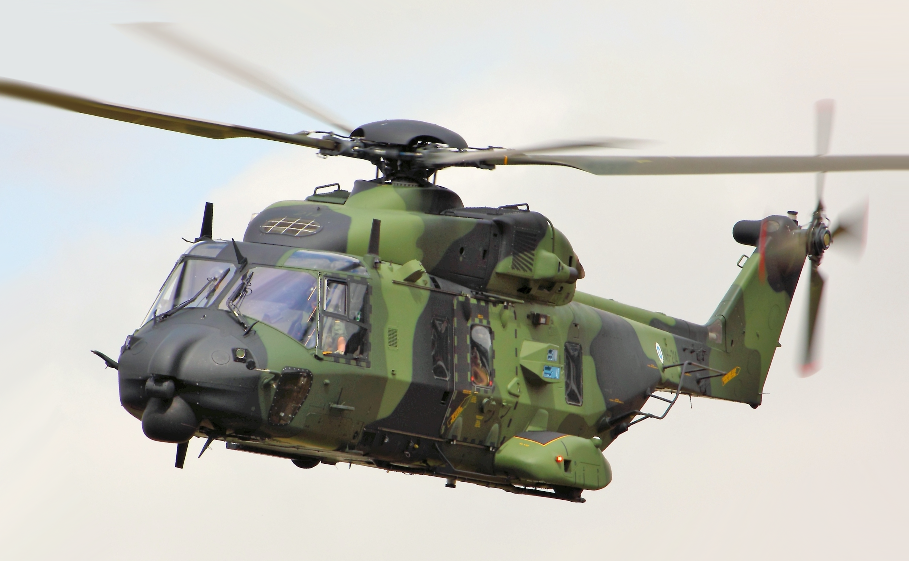 NH-90 - RIAT 2013 (cropped)