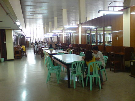 The National Library's Filipiniana Reading Room. NLP Filipiniana Reading Room.jpg