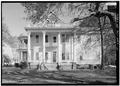NORTHWEST SIDE ELEVATION, LOOKING SOUTHEAST - Joseph Banks House, 104 Dantzler Street, Saint Matthews, Calhoun County, SC HABS SC,9-SMAT,1-5.tif