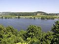 NRW, Wetter (Ruhr) - Burg Wetter - Harkortsee, Kaisberg.jpg