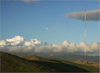 Titahi Bay - Titahi Bay Antenna Mast