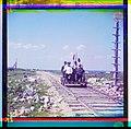 Na drezini︠e︡ u Petrozavodska po Murm. zh.d. handcar 20245v.jpg