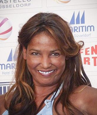 Nadja Abd el Farrag - Nadja Abd el Farrag in 2013