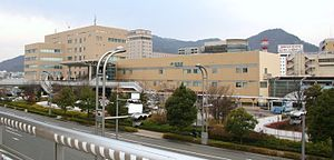 Nagano Station - Nagano Station East Entrance