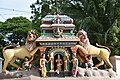 Nagesvara Swami Temple, dedicated to Shiva, begun in 886, Chola period, Kumbakonam (16) (36785636194).jpg