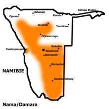 Nama-Damara taalkaartje NL.png