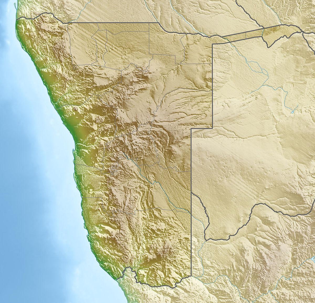 Skeleton Coast National Park Wikipedia