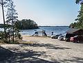 Narvijärvi public beach, Rauma, Finland.jpg