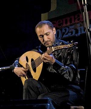Naseer Shamma - Image: Naseer Shamma en los Encuentros Averroes de Córdoba (2011)