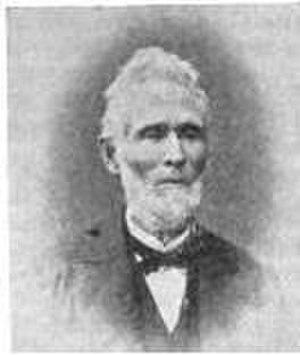Nathan Brown (missionary) - Rev Nathan Brown