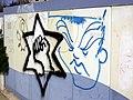 Nazi Jews Graffiti (3212752982).jpg