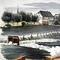 Neckargröningen 1838 - Aquarell von General Eduard von Kallee.jpg
