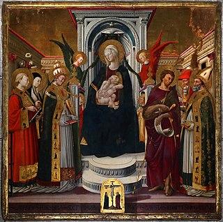 Neri di Bicci Italian renaissance painter