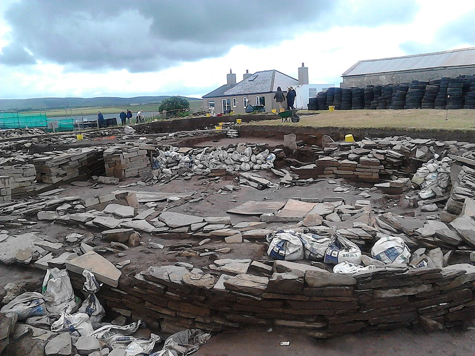 Ness of Brodgar 15 - 6.7.16