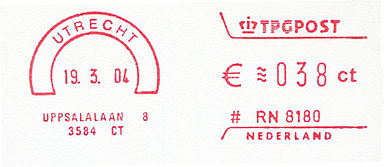Netherlands stamp type QC7B.jpg