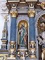 Neue Pfarrkirche St. Margaret Statue St. Ludovicus Muenchen-1.jpg