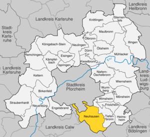 Neuhausen (Enzkreis) – Wikipedia