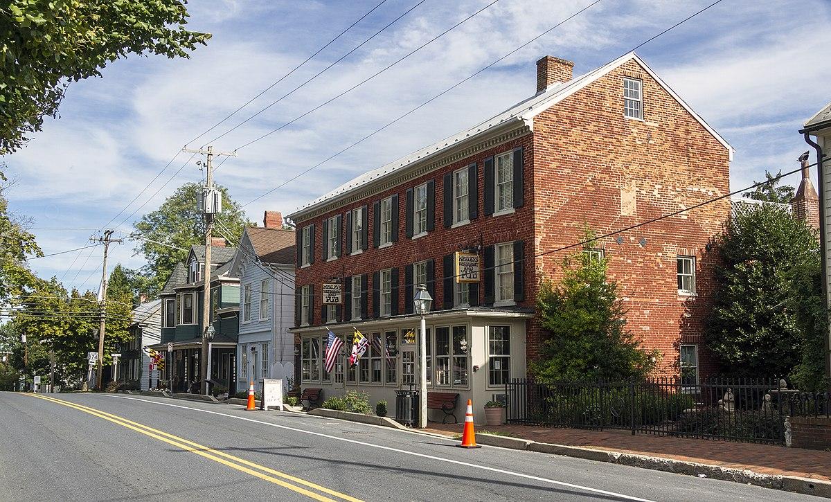 New Market Maryland Wikipedia - Maryland wikipedia