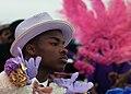 New Orleans Jazz Fest 2010 Parade Strutter.jpg
