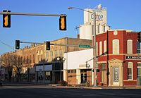 Newkirk Oklahoma Main Street by Smallchief.jpg