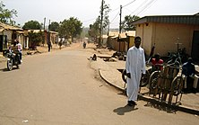 Richer part of Ngaoundere