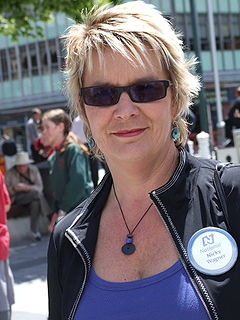 Nicky Wagner New Zealand politician