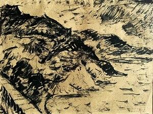 Nicolae Tonitza - Image: Nicolae Tonitza (1886 1940)