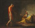 Nicolai Abildgaard - Alexanders sendebud hos den persiske filosof.png