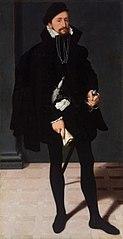 Portrait of Hans Heinrich Pilgram