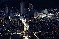 Night in Shizuoka Station from Choseniwa.jpg