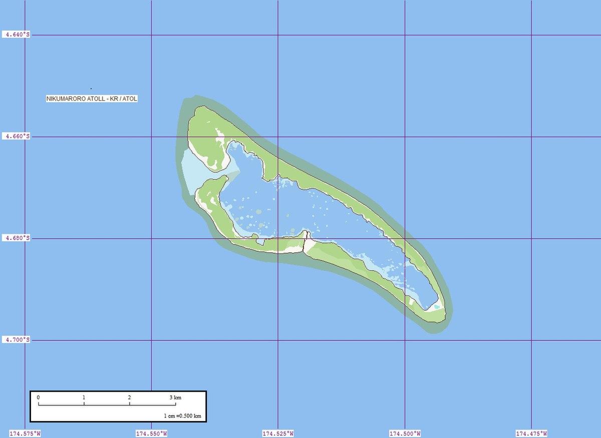 Nikumaroro - Wikipedia