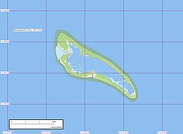Howland Island On World Map.Nikumaroro Wikipedia