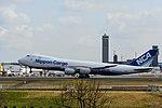 Nippon Cargo Airlines, Boeing 747-8F, JA12KZ - NRT.jpg