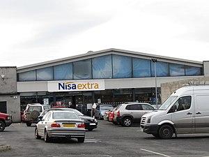 Nisa (retailer) - Nisa Extra store in Rathfriland in October 2011