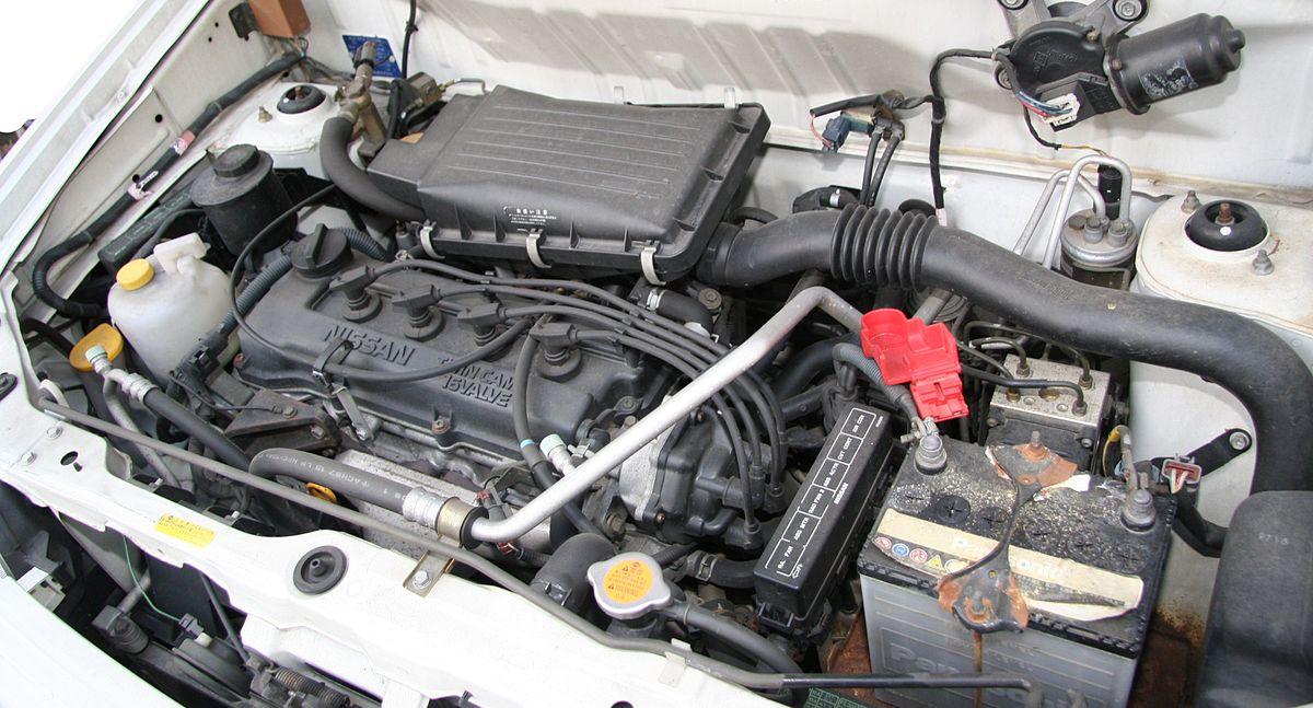 Px Nissan Cg De Engine