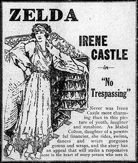 <i>No Trespassing</i> (film) 1922 film