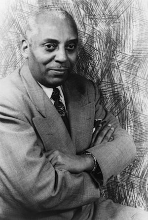 Noble Sissle - Noble Sissle photo taken by Carl Van Vechten, 1951