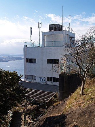 Mount Nokogiri (Chiba) - Image: Nokogiriyama Ropeway Sancho