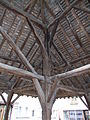 Nolay - Les halles du XIVe siècle 14 - detail.jpg