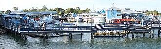 Tewantin - Noosa Harbour, Tewantin.