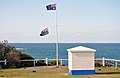Norah Head lighthouse flag house.jpg