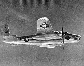 918th Air Refueling Squadron - Reconnaissance version of the B-25 Mitchell