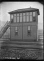 North Signal Box, Lambton Railway Station, Wellington, ca 1900 ATLIB 272528.png
