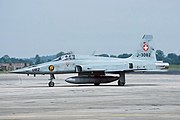 Northrop F-5E Tiger II, Switzerland - Air Force AN2081390