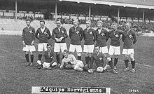 norske landslaget i fotball