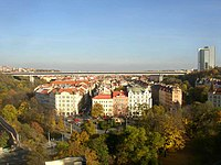 Nusle and Nusle Bridge Prague CZ 747.jpg