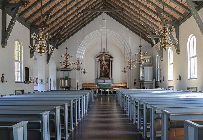 Sankt Sigfrids kyrka, Smland - Wikiwand