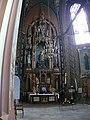 Ołtarz św.Barbary w kościele św Joachima - panoramio.jpg