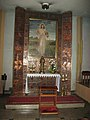 Ołtarz boczny w kościele pw. Matki Boskiej Zwycięskiej w Krakowie.jpg